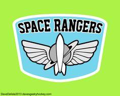 Space Rangers Logo