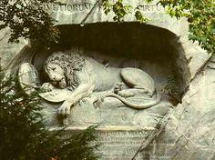Glacier Garden Lucerne Switzerland | lion monument glacier garden lucerne switzerland 12 images