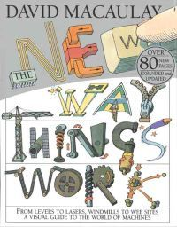 http://www.adlibris.com/se/product.aspx?isbn=0395938473   Titel: The New Way Things Work - Författare: David MacAulay, Neil Ardley, David MacAulay - ISBN: 0395938473 - Pris: 206 kr