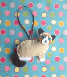 Ho Ho No... Grumpy Cat Ornament by BohsandBlings on Etsy
