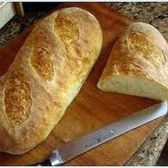 Italian Bread Recipe - Key Ingredient
