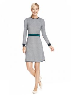 Sue Ellen Sweater Dress | Draper James