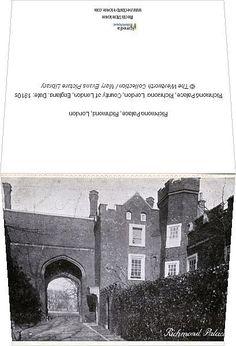 Greetings Card-Richmond Palace, Richmond, London-Photo Greetings Card made in the USA Richmond Palace, Richmond London, London Photos, Photo Greeting Cards, Online Printing, Louvre, England, Framed Prints, Wall Art