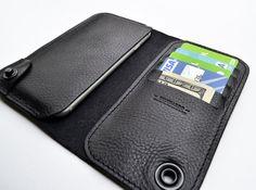 iPhone 6 Plus wallet case от semofir на Etsy