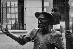Don Quijote de la Mancha. Alcalá de Henares