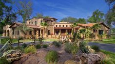 Stunning Homes in Southwestern Architectural Style - YouTube
