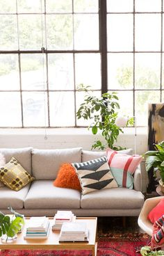 Modern Eclectic Living Room Luxury before and after the Studio Living Room is Finally Done I Room, Luxury Living Room, Living Room Decor Eclectic, Eclectic Living Room, Studio Living, Sitting Room Design, Eclectic Loft, Room Decor, Loft Spaces