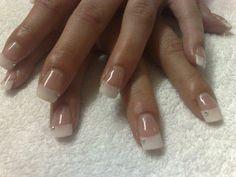 False Nails (Stops you from biting). Helps grow natural nails.