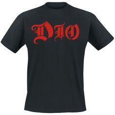 Logo - Dio - T-paita, koko M
