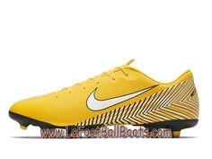 Nike Mercurial Vapor XII Academy Neymar MG Chaussure de football  multi-terrains à crampons AO3131-710 Couleur affichée   Jaune Jaune  dynamique Noir Blanc. 713a1e37289d2