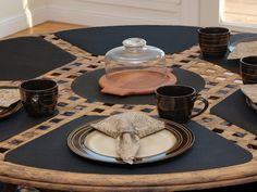 Fresh Best Placemats for Round Table