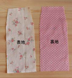Porta absorventes de linho traduzido | Arte com Tecidos