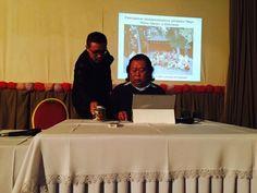 24 февраля 2016 года, лекция-презентация Мастера Сюй Минтана для всех желающих в Одессе (Украина) (фото Игоря Русина).
