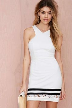 Wilde Heart Live It Up Cutaway Dress   Shop What's New at Nasty Gal