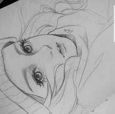 Pencil drawings of girls, pencil drawing tutorials, cool drawings, girl Pencil Drawings Of Girls, Pencil Drawing Tutorials, Girly Drawings, Anime Drawings Sketches, Cool Art Drawings, Anime Sketch, Wolf Sketch, Girl Sketch, Art Anime