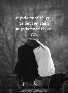 "I wish God would make ""when the time is right"" now!!!  Being away from you is agony.. the weekends are long and quiet missing your texts, calls, your voice, and your touch... I love you and miss you and I want to be your one and only..."