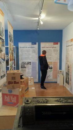 Leuk #museum #liemersmuseum #Zevenaar. Zaterdag 8 februari 2014 via twitter @Emiraten1975.