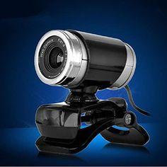 Starter Stream HD Webam – Doinshop New Useful USB 5MP HD Webcam Web Cam Camera for Computer PC Laptop Desktop