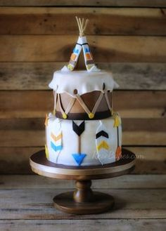 53 Ideas birthday party food ideas indian for 2019 Cupcakes, Cupcake Cakes, Beautiful Cakes, Amazing Cakes, Native American Cake, Indian Cake, Indian Party, Indian Theme, Decors Pate A Sucre