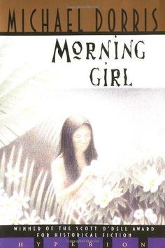 Morning Girl by Michael Dorris,http://www.amazon.com/dp/078681358X/ref=cm_sw_r_pi_dp_93I.sb0B0N9W6YS7