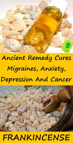 Frankincense has proven to be a healing powerhouse for all sort of ailments.