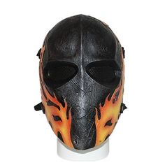 Masque airsoft Red Fire