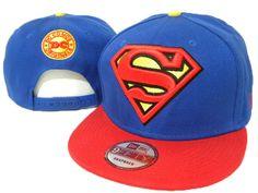 superman snapback New Era Snapback d9ad358f90f