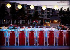 Dreams Riviera Cancun Resort & Spa Wedding Location | Locación de Bodas Beach wedding | Boda en Playa