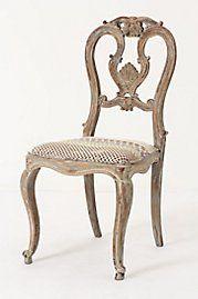Dotty White Chair