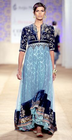 Anju Modi Fashion Week