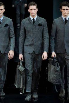 Emporio Armani   Fall 2014 Menswear Collection   Style.com
