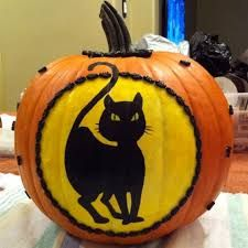 Image result for painted pumpkin designs