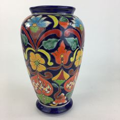 Mexican Ceramics for Curbside Pick-Up OR Hold-At-The-Store Cultural Crafts, Mexican Ceramics, Mexico Style, Mexican Designs, Creative Skills, Mexican Folk Art, Zinnias, Pattern Mixing, Ceramic Painting