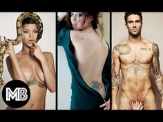 Top 20 Worst Famous Celebrities Tattoos Ever !