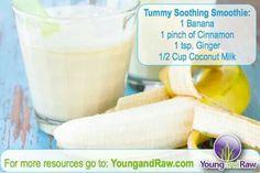 Tummy smoothie