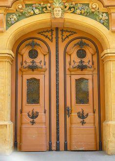 Timisoara Doors ~ Romania