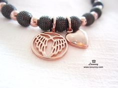 Rose Gold Filled Beads Bangle with Stunning Charms Jewellery Specifications: Bangle Length: cm Bangle Width: cm Beads Size: Biggest ones 1 cm 1 cm Smallest ones cm cm Material: Rose Gold Filled It comes with delicate gift bags for FREE! Gift Bags, Charm Jewelry, Charms, Delicate, Bangles, Rose Gold, Beads, Gifts, Bracelets