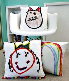 DIY Minky Cushions - 20 DIY Cushions or DIY Pillow Ideas To Upgrade Your Seating - DIY & Crafts