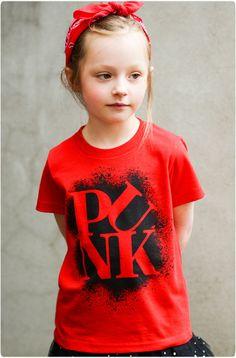 Punk Love Tee | Hatch For Kids