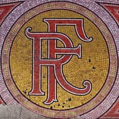 R and F #monogram Paris, France