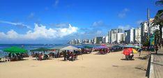 Salinas Ecuador, Street View, Beach, Day Spas, Hotels, Destiny, Vacations, The Beach, Beaches