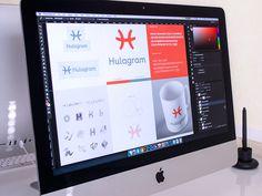 Hulagram App Branding by Ramotion - Dribbble