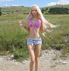 Barbie is real #wtf