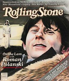 Roman Polanski - Rolling Stone Magazine [United States] (2 April 1981)