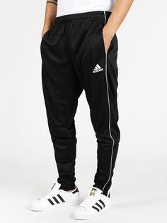 Alta Qualit Pantaloni Allenamento Adidas 17 Uomo Neri Hi