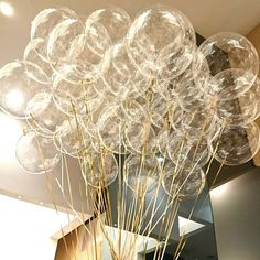 To find out about the 10 Inch Clear Balloon With Balloon Rope at SHEIN, part of our latest Holiday Decor ready to shop online today! Clear Balloons, Confetti Balloons, Glitter Balloons, Web Design, Wedding Balloons, Star Shape, Stars And Moon, Wedding Decorations, Bubbles