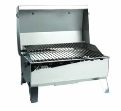 Kuuma 58140 Stow N Go 125 Gas Grill w/ Regulator - check it out here... http://outdoorlivingandpatioessentials.com/bbq-grills/kuuma-58140-stow-n-go-125-gas-grill-w-regulator/
