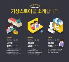 내 손안의 이마트. 가상스토어를 소개합니다. Event Banner, Web Banner, Page Design, Web Design, App Promotion, Korea Design, Bullet Journal Art, Event Page, Type Setting