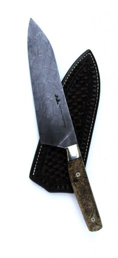 Custom Chef's Knife Giveaway (9) ~ http://steamykitchen.com