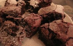 Pudding Chocolate Brownies